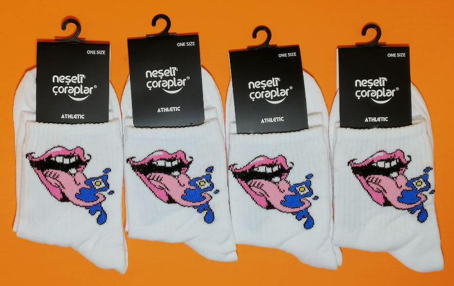 Шкарпетки Neseli Язик