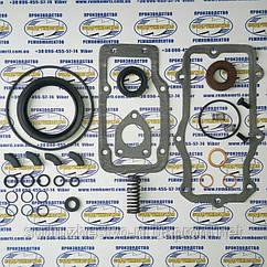 Ремкомплект паливного насоса високого тиску (ТНВД+КЛАПАНА+прокладки) двигун ЯМЗ-236 автомобіль МАЗ / КрАЗ
