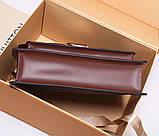 Сумка клатч Луї Вітон канва Monogram, шкіряна репліка, фото 2