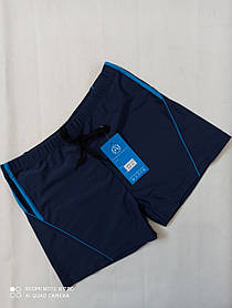 Плавки-шорты 2020 год мужские SAME GAME 7312 синий (есть 48  размеры)