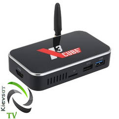 Ugoos X3 Cube 2Gb 16Gb | Discount Service TV