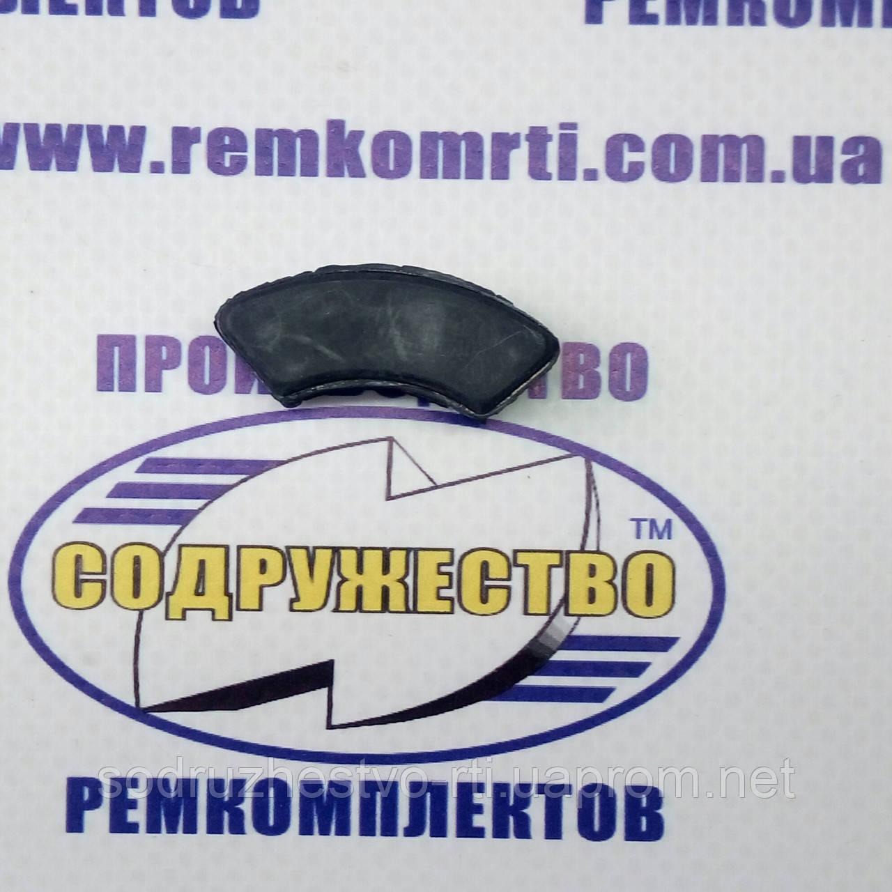 Сухарь резиновый ведущей шестерни регулятора  236-1110517Б Д-240