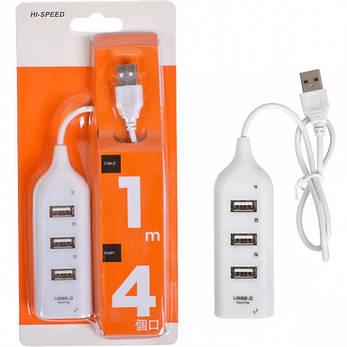 Удлинитель на 4 USB порта, фото 2