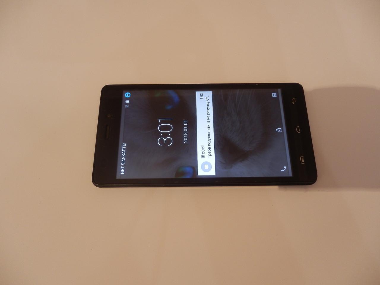 Мобильный телефон Doogee X5 №7274
