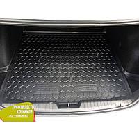 Авто коврик в багажник Chevrolet Cruze 2009- Sedan (Avto-Gumm) Автогум