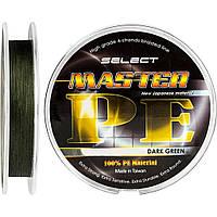 Шнур Select Master PE 100m 0.18мм 21кг (1870.01.46)