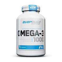 Рыбий жир, Омега EverBuild Nutrition Omega-3, 90caps