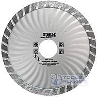 Алмазный диск Stern 115 х 7 х 22,23 Турбоволна