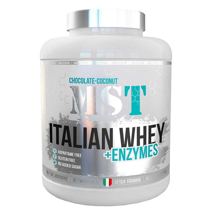 MST Italian Whey + Enzymes (2,3 kg)