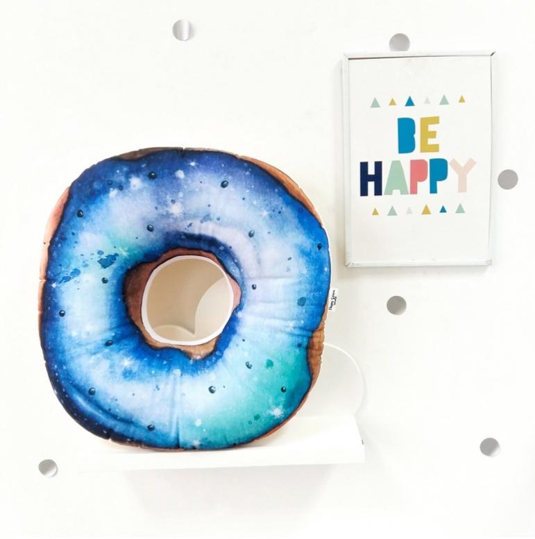 Подушка-игрушка Пончик Space