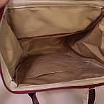 Женский рюкзак текстиль школьный рюкзак для путешествий, фото 8