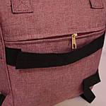 Женский рюкзак текстиль школьный рюкзак для путешествий, фото 3