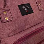 Женский рюкзак текстиль школьный рюкзак для путешествий, фото 6