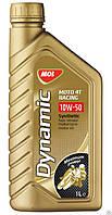 Масло MOL Dynamic Moto 4T Racing 10W-50 1 л