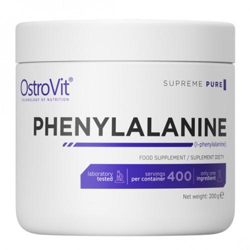 Фенилаланин OstroVit - Phenylalanine (200 грамм)