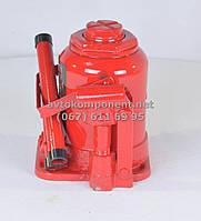 Домкрат бутылочный, 20т низкий, красный H=190/350  (арт. JNS-20F), AEHZX