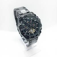 Механические наручные часы Forsining, черные ( код: IBW259B )