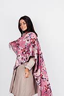 Тёплые кашемировые шарфы Джесси, розовый