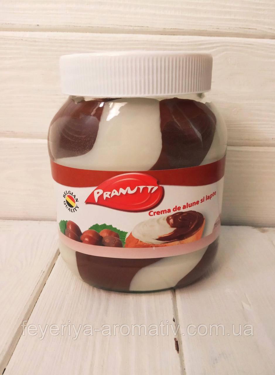 Шоколадно - ореховая паста Pranutti 750гр. (Бельгия)
