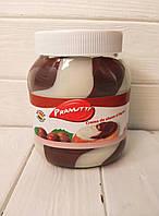 Шоколадно - ореховая паста Pranutti 750гр. (Бельгия), фото 1
