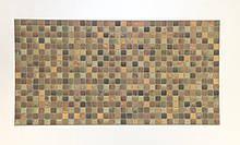 Панели ПВХ Регул Мозаика Античность коричневая