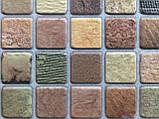 Панели ПВХ Регул Мозаика Античность коричневая, фото 4