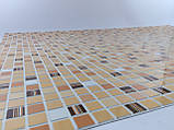 Панели ПВХ Регул Мозаика Кофе коричневый, фото 3