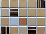 Панели ПВХ Регул Мозаика Кофе коричневый, фото 4