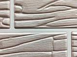 Панели ПВХ Регул кирпич бежевая волна, фото 4