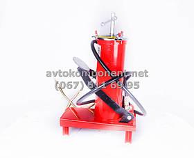 Маслонагнетатель ручной, 5л.  (арт. QD-001R-5L), AFHZX