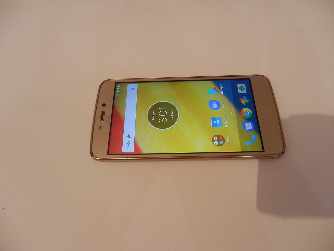 Мобільний телефон Motorola XT1723 2/16 №7279