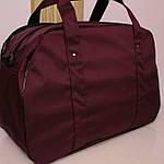 Дорожная сумка спортивная женская Nike 40 л бордовая, фото 5