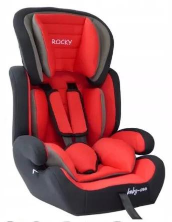 Автокресло детское ROCKY 9-36 кг универсальное для ребенка (дитяче автокрісло універсальне)