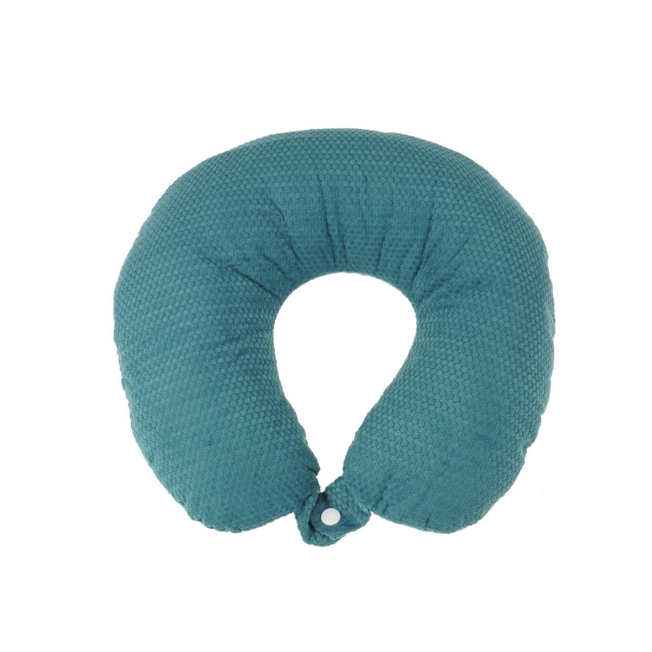 Дорожная подушка для путешествий (Голубой) Идея подарка!