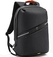Рюкзак городской-антивор КАКА TANGCOOL TC717-черный, фото 1