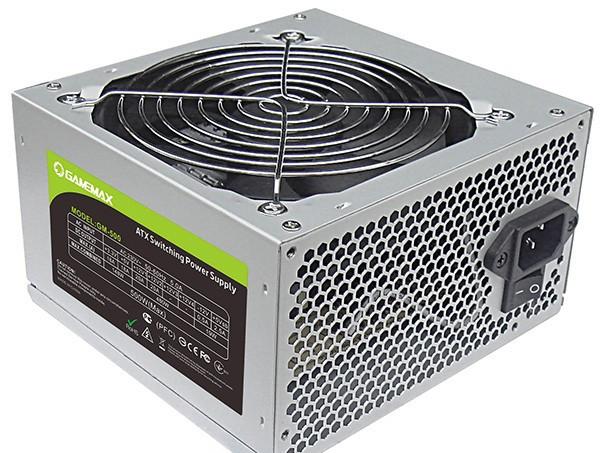 Блок живлення GameMax GM-500, 500W