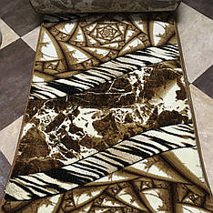 Дорожка ковровая Excellent Beige ширина 0.8 м