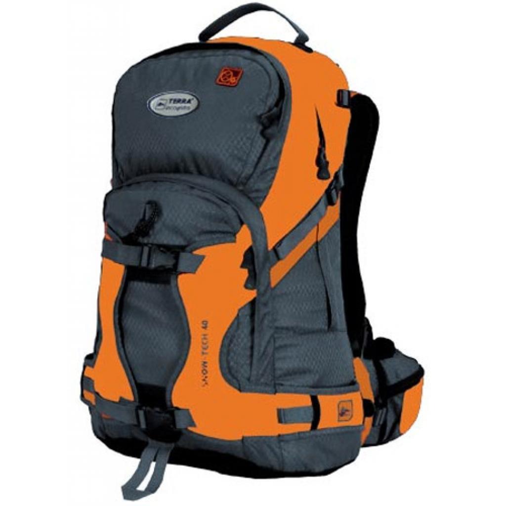 Рюкзак Terra Incognita Snow-Tech 40 orange / gray (4823081500957)