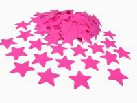 Аксесуари для свята конфеті Конфеті рожеве зірка