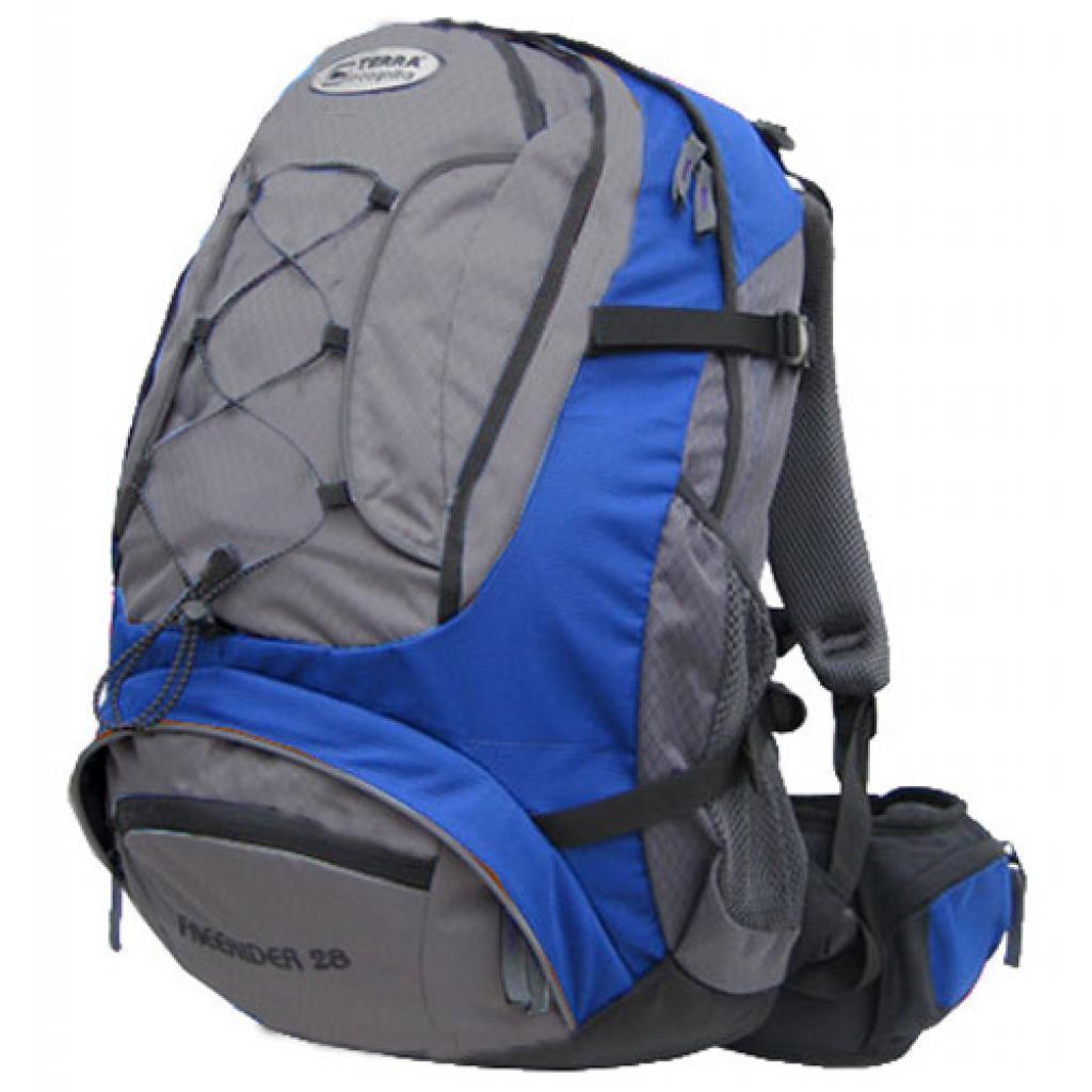 Рюкзак Terra Incognita Freerider 28 blue / gray (4823081501411)