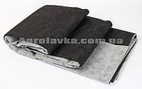 Агроволокно 50г/кв.м. 1,07м*10м, чёрно-белое, Agreen, Агроволокно в пакетах