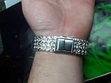 Серебряный браслет Рамзес, фото 10