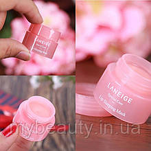Нічна маска для губ LANEIGE Lip Sleeping Mask Mini (MINIATURE 3 ml)