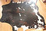 Шкура Коровы большая темно-коричневая, фото 3