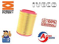Воздушный фильтр Iveco (Ивеко) Stralis, Тракер Евро 5-3 Knecht-Mahle LX2082