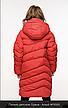 Теплое зимнее пальто с капюшоном на девочку Луана нью вери (Nui Very), фото 6