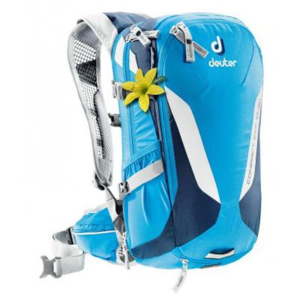 Рюкзак Deuter Compact EXP 10 SL 3312 turquoise-midnight (3200115 3312)