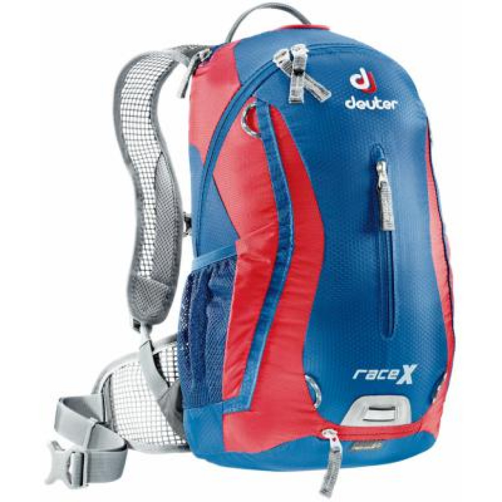Рюкзак Deuter Race X 3515 steel-fire (32123 3515)