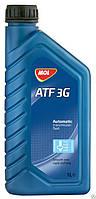 Жидкость для АКПП (Dexron IIIG) MOL ATF 3G 1 л