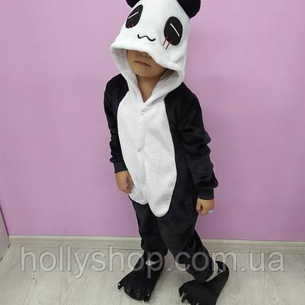 Дитяча Піжама кигуруми Панда, фото 2